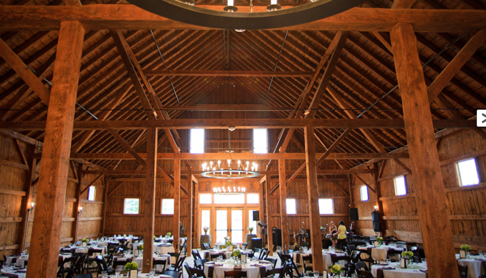 Wedding at the Barn at Lang Farm