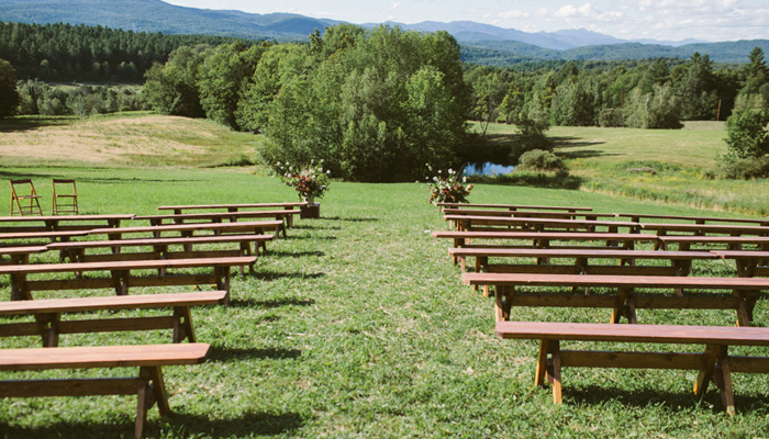 Weddings at Bliss Ridge