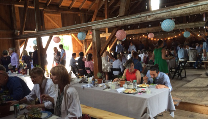 Event at Intervale Community Barn