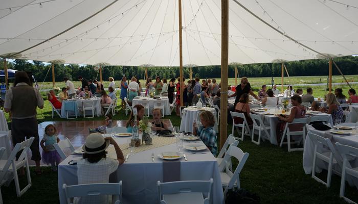 Wedding at Snow Farm Vineyard