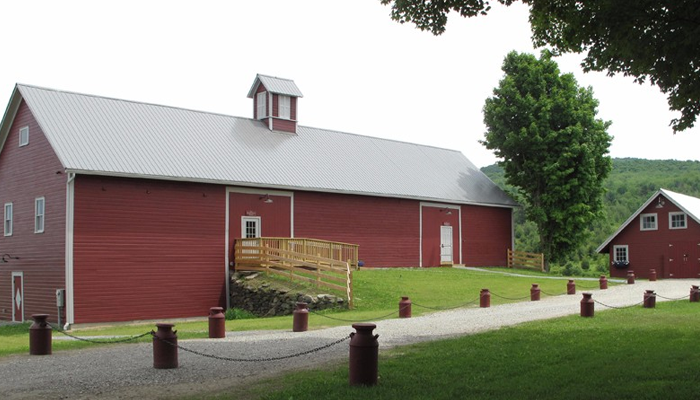 The Mansfield Barn