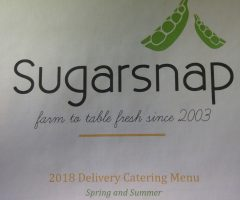 Spring and Summer Menu is Live!
